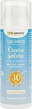 Profumi e cosmetici Crema solare SPF 30 - La Saponaria Sun Cream SPF 30