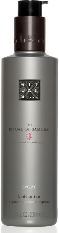 """Lozione corpo idratante """"Sport"""" - Rituals The Ritual Of Samurai Sport Body Moisturiser Lotion — foto N1"""