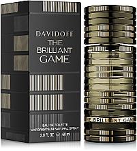Profumi e cosmetici Davidoff The Brilliant Game - Eau de toilette