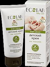 Profumi e cosmetici Crema protettiva cambio pannolino - Eco Laboratorie Baby Cream