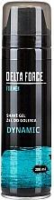 Profumi e cosmetici Gel da barba - Pharma CF Delta Force For Men Dynamic Shave Gel