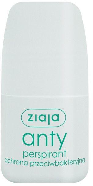 Antitraspirante antibatterico - Ziaja Roll-on Deodorant Antibacterial