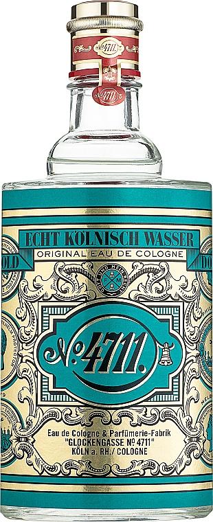 Maurer & Wirtz 4711 Original Eau de Cologne - Colonia