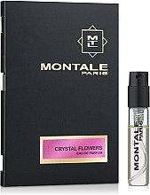 Profumi e cosmetici Montale Crystal Flowers - Eau de Parfum (Campioncino)