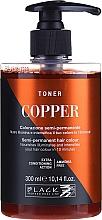 Profumi e cosmetici Toner per capelli - Black Professional Line Crazy Toner