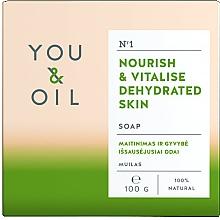 Profumi e cosmetici Sapone nutriente per pelli disidratate - You & Oil Nourishing Soap for Dehydrated Skin