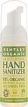 Profumi e cosmetici Igienizzante antibatterico per le mani con olio organico di limone - Bentley Organic Moisturising Hand Sanitizer
