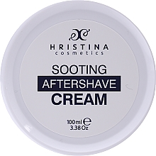 Profumi e cosmetici Crema dopobarba lenitiva - Hristina Cosmetics Soothing After Shave Cream