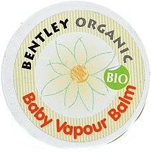 Profumi e cosmetici Balsamo per bambini - Bentley Organic Baby Vapour Balm