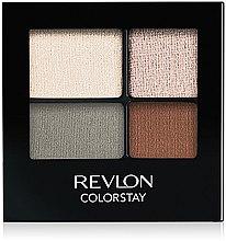Profumi e cosmetici Ombretti - Revlon Colorstay 16 Hour Eyeshadow Quad