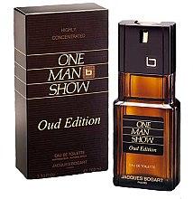 Profumi e cosmetici Bogart One Man Show Oud Edition - Eau de toilette