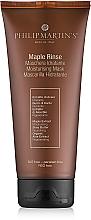 Profumi e cosmetici Maschera capelli idratante all'acero - Philip Martin's Maple Rinse Mask