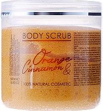 """Profumi e cosmetici Scrub corpo """"Arancia e cannella"""" - Sezmar Collection Professional Body Scrub Orange Cinnamon"""