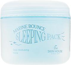 Profumi e cosmetici Maschera da notte al collagene marino - The Skin House Marine Bounce Sleeping Pack