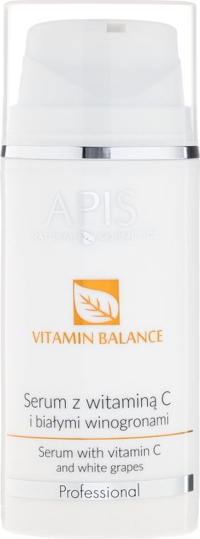 Siero viso - APIS Professional Vitamin-Balance Algae Serum