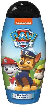 """Shampoo-gel doccia 2in1 """"Paw Patrol"""" - Uroda For Kids Shampoo & Shower Gel"""