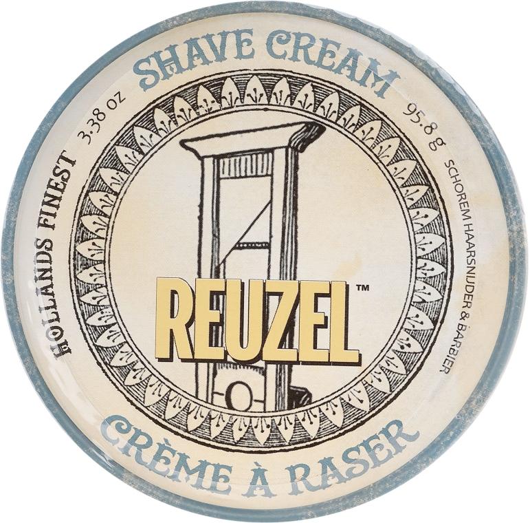 Crema da barba - Reuzel Shave Cream