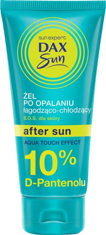 """Gel dopo sole """"Rinfrescante e lenitivo"""" con D-pantenolo 10% - DAX Sun After Sun Aqua Touch Effect"""
