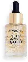 Profumi e cosmetici Primer viso - Revolution Pro 24k Priming Serum