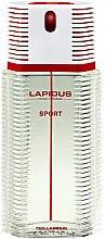 Profumi e cosmetici Ted Lapidus Lapidus pour Homme Sport - Eau de toilette