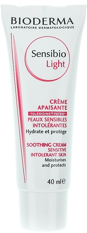 Crema viso - Bioderma Sensibio Light Soothing Cream