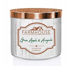 Profumi e cosmetici Kringle Candle Farmhouse Green Apple Arugula - Candela profumata