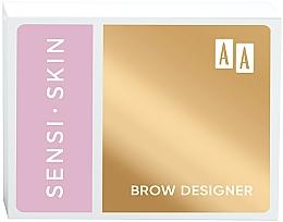 Profumi e cosmetici Set per sopracciglia - AA Sensi Skin Brow Designer