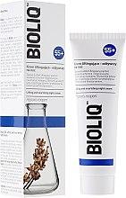 Profumi e cosmetici Crema viso lifting e nutriente 55+, da notte - Bioliq 55+ Lifting And Nourishing Night Cream