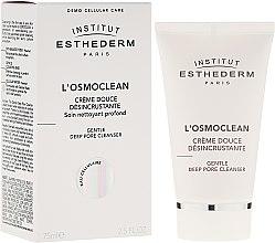 Profumi e cosmetici Crema detergente pori dilatati - Institut Esthederm Osmoclean Gentle Deep Pore Cleanser