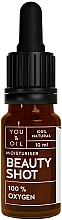 Profumi e cosmetici Siero viso - You & Oil Beauty Shot 100 % Oxygen
