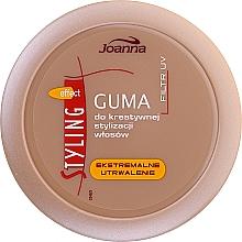 Profumi e cosmetici Gomma styling dei capelli - Joanna Styling Effect Creative Hair Styling Gum Extreme Fixation