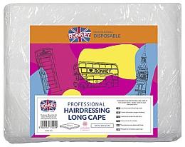 Profumi e cosmetici Mantella da barbiere, lunga - Ronney Professional Hairdressing Long Cape