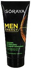 Profumi e cosmetici Balsamo dopobarba per pelle sensibile - Men Energy After Shave Balm For Sensitive Skin