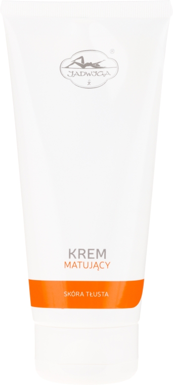 Crema opacizzante per il viso - Jadwiga Polish Matting And Antibacterial Cream — foto N1