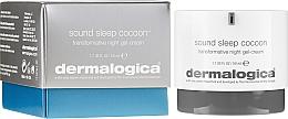 Profumi e cosmetici Crema gel rivitalizzante, da notte - Dermalogica Sound Sleep Cocoon