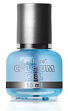 Profumi e cosmetici Gel nutriente per unghie problematiche naturali - Silcare Calcium Gel