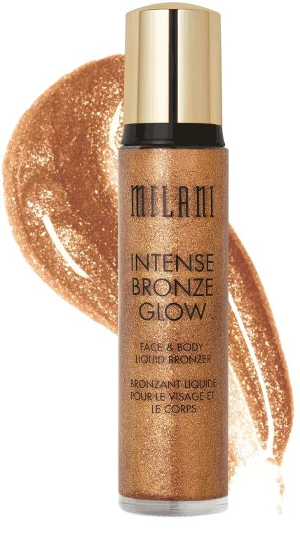 Abbronzante corpo liquido - Milani Intense Bronze Glow Face & Body Liquid Bronzer — foto N1
