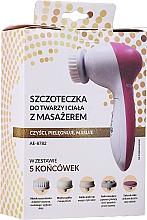 Profumi e cosmetici Spazzola viso e corpo con massaggiatore - Gly Skin Care