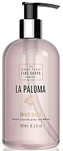 Profumi e cosmetici Sapone liquido per mani - Scottish Fine Soaps La Paloma Hand Wash