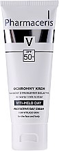 Crema viso e corpo - Pharmaceris V Vito-Melo Day Cream Spf 50 — foto N2
