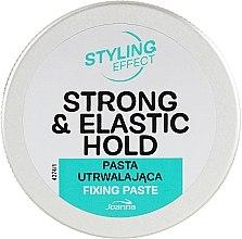 Profumi e cosmetici Pasta modellante al burro di karité - Joanna Styling Effect Strong & Elastic Hold Fixing Paste