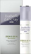 Profumi e cosmetici Crema protettiva viso - Isabelle Lancray Zenzibia DermaZen Balancing Protection Cream