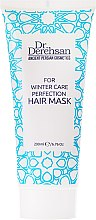 """Profumi e cosmetici Maschera per capelli """"Cura invernale"""" - Dr. Derehsan Winter Perfection Hair Mask"""