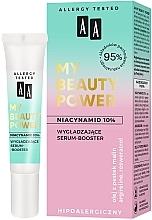 Profumi e cosmetici Siero-booster viso levigante - AA My Beauty Power Niacinamide 10% Smoothing Serum-Booster