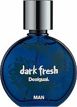 Profumi e cosmetici Desigual Dark Fresh - Eau de toilette