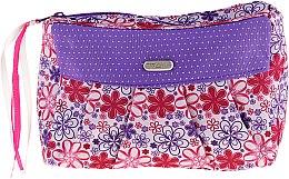 Profumi e cosmetici Beauty case 93937, lilla - Top Choice
