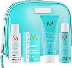"""Profumi e cosmetici Set """"Volume"""" - MoroccanOil (shm/70ml + cond/70ml + mask/75ml + oil/25ml + bag)"""