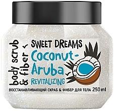 Profumi e cosmetici Scrub corpo rivitalizzante - MonoLove Bio Coconut-Aruba Revitalizing Body Scrub