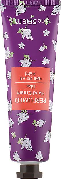 """Crema mani profumata """"Lilla"""" - The Saem Perfumed Lilac Hand Cream"""