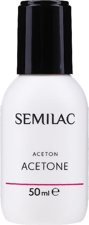 Acetone cosmetico - Semilac Acetone